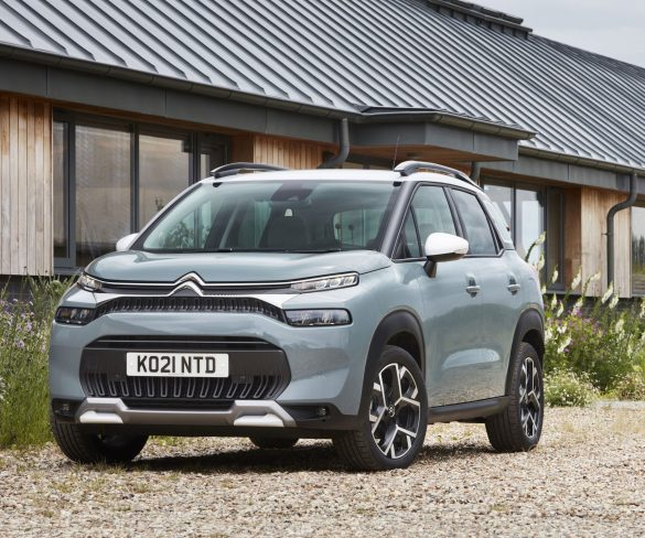 New Citroën C3 Aircross SUV now in showrooms