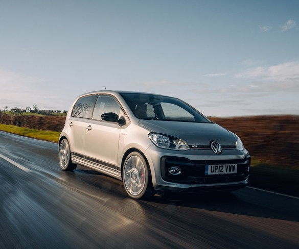 Road Test: Volkswagen up! GTI 5dr