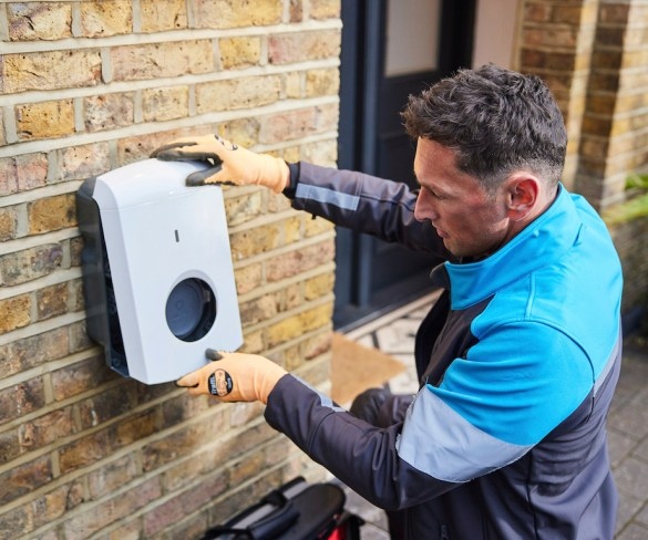 RAC and British Gas tie up on EV chargers and specialist tariffs