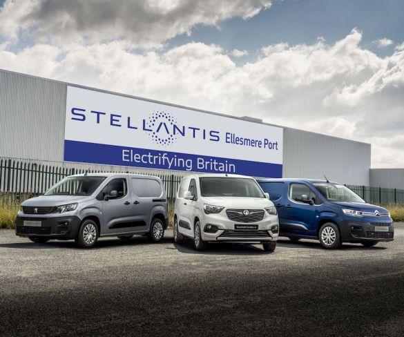 Vauxhall's Ellesmere Port plant safeguarded under electric vehicle plans