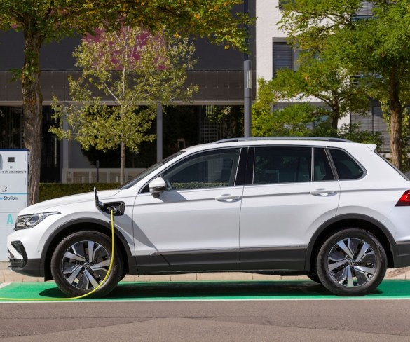 Plug-in hybrid Volkswagen Tiguan opens for orders