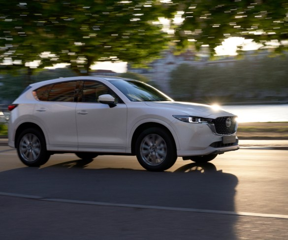 2022 Mazda CX-5 revealed with new styling and enhanced dynamics