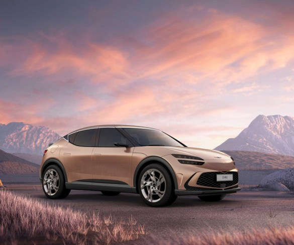 Genesis GV60 electric crossover to bring up to 280-mile range