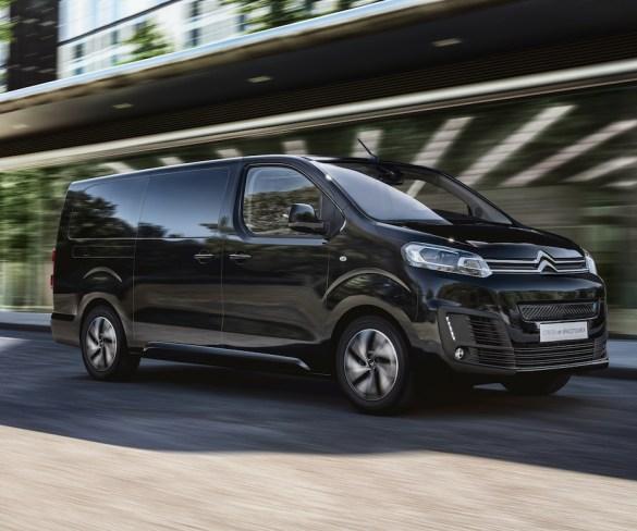 Citroën expands ë-SpaceTourer electric MPV range with XL variants