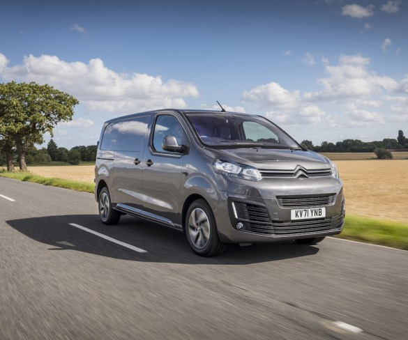 Citroën slashes Dispatch and ë-Dispatch Electric LCV prices by £1,000
