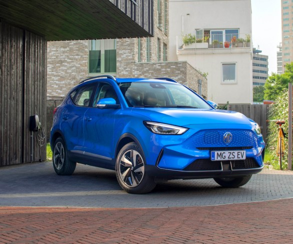 MG updates ZS EV with 273-mile Long Range model and new look