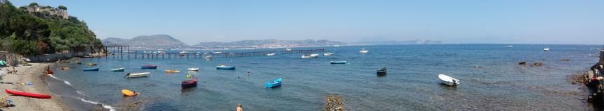 lost paradise beach panorama