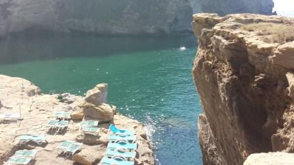 cala moresca-beach