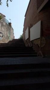 stairs of pozzuoli