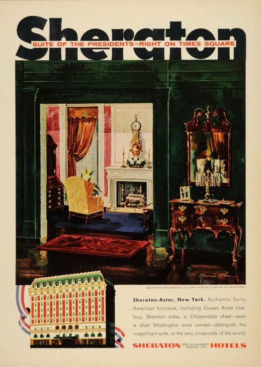 1956 Advertisment