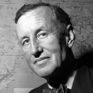 Ian Fleming died on August 12th, 1964.