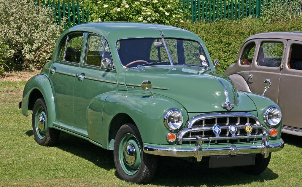 1953 Morris Oxford MO