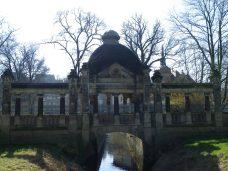 Zeitz- Moritzburg Bridge