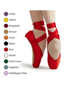 Grishko Custom Pointe Shoes