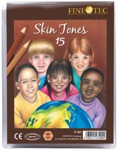 Fine Tec Skin Tones Pencils