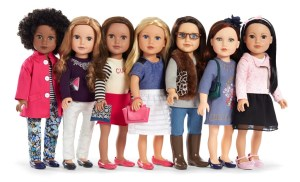 Journey Girl Dolls
