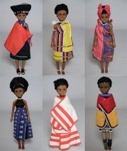 Ntombenhle Dolls