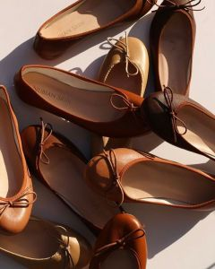 Nubian Skin Ballet Flats