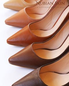 Nubian Skin Pumps