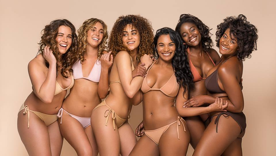 Nude For YOU – 25 Swimsuits for Women of Color – SS17