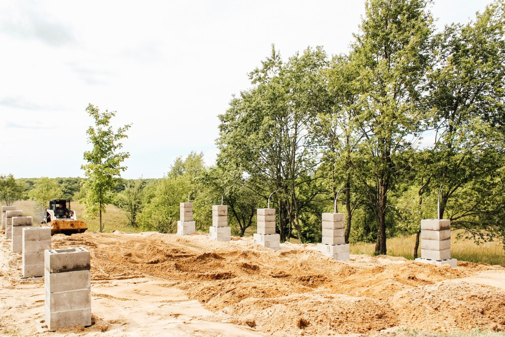building our pavilion diy