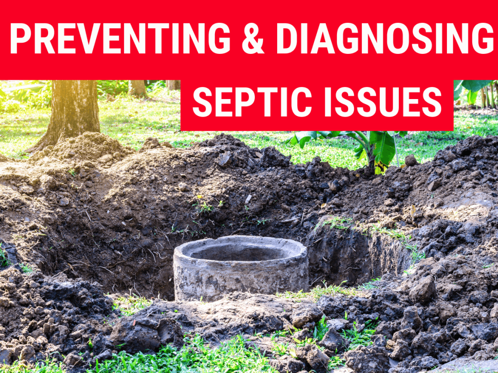 Preventing & Diagnosing Septic Issues