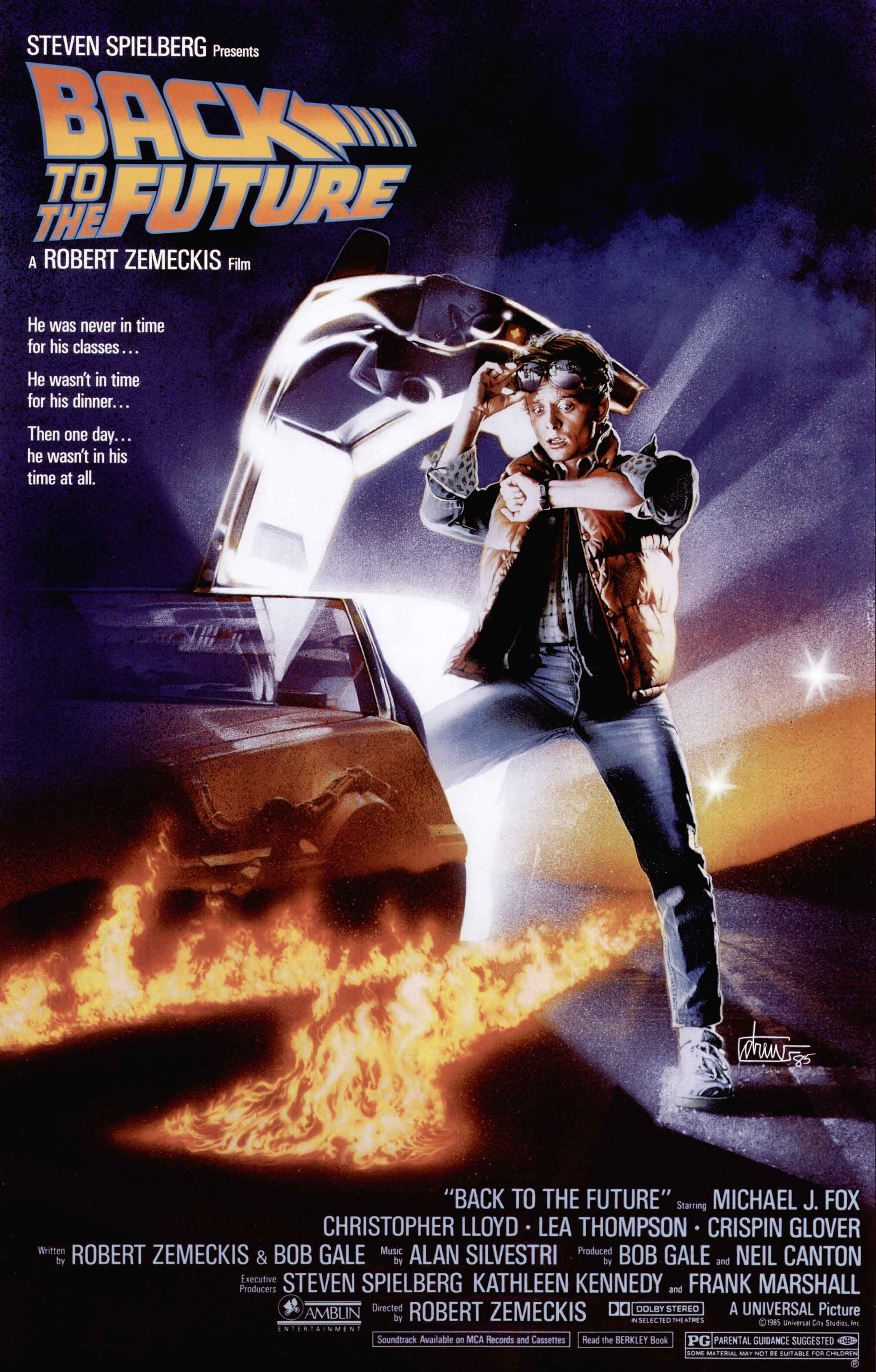 Back To The Future Fan Audio Commentary Fletch Talks