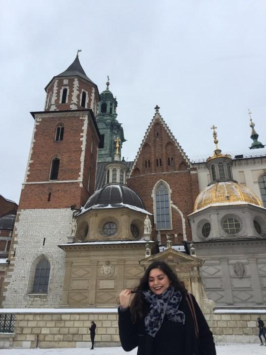 Kraków, Wawel Castle
