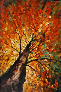 November 12: Fall Leaves