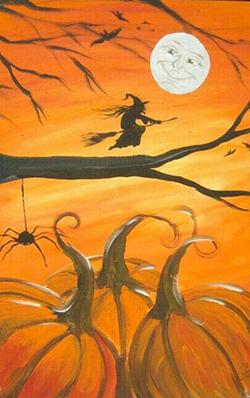 October 15: Halloween Skies