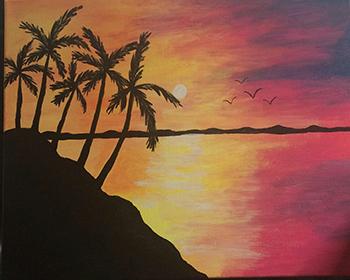 July 22: Ocean Sunset