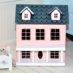 maison de poupee rosa miniature poupee bjd meadowdolls lati yellow maison de poupees diorama