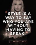 Your style is an expression of who you are