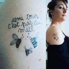 Tattoo Miel