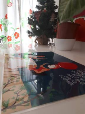 Set de table Dîner aux chandelles - 6 euros