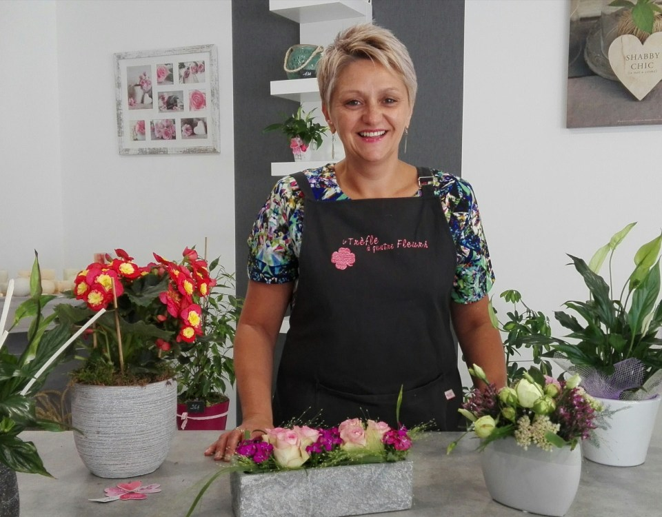 Betty fleuriste à Gondecourt-59147