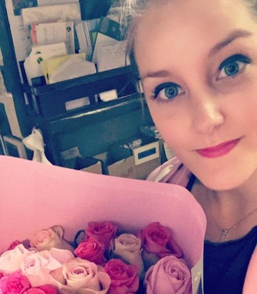 """Bouquet réalisé par Virginie FEUILLET, Fleuriste pour """"Fleurine"""" à Metz"""