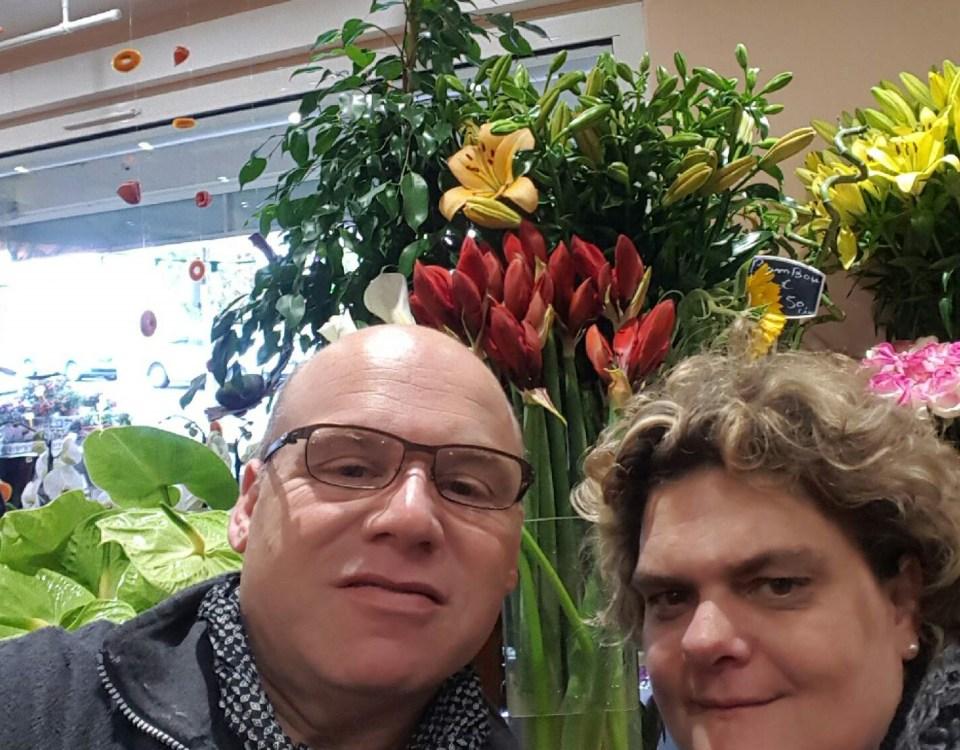 """Vos Artisans Fleuristes à Esbly (77450), Jean-Michel et Gwen pour """"Au Jardin de Cécilia"""""""