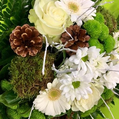 bouquet par isabelle pour Vol'tiges by la Rose des Sables fleuriste à Istres-13800