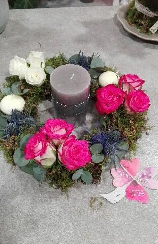 composition par Le Trefle A Quatre Fleurs à Gondecourt-59147