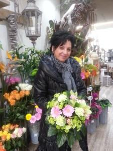 Gagnante du jeu Youpi Fleurs
