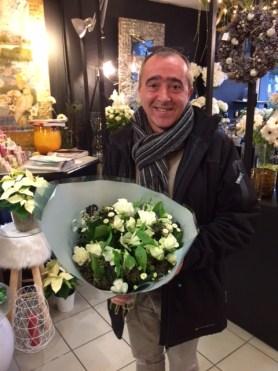 Gagnant Youpi Fleurs à Couëron