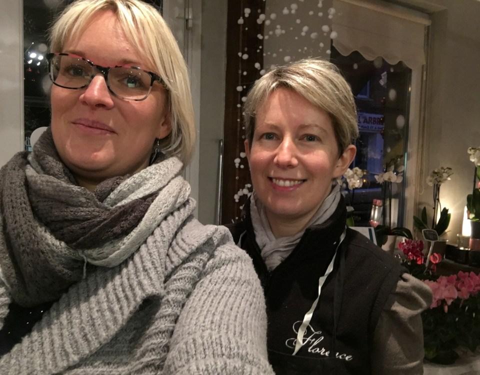 """Votre artisan fleuriste à Offranville (76550), Julie pour """"AUX MILLE PETALES"""""""