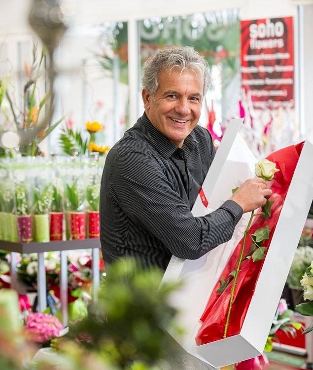 """Votre artisan fleuriste à Cabestany (66330), Richard pour """"Soho Flowers"""""""