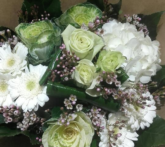 bouquet par Stéphane Tévenin à Puyricard-13540