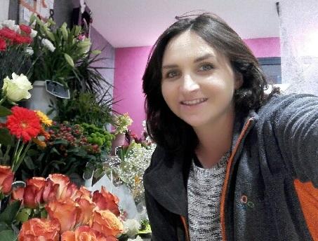 """Votre artisan fleuriste à Milizac (29290), Sandrine pour """"Jardin d'Eden"""""""