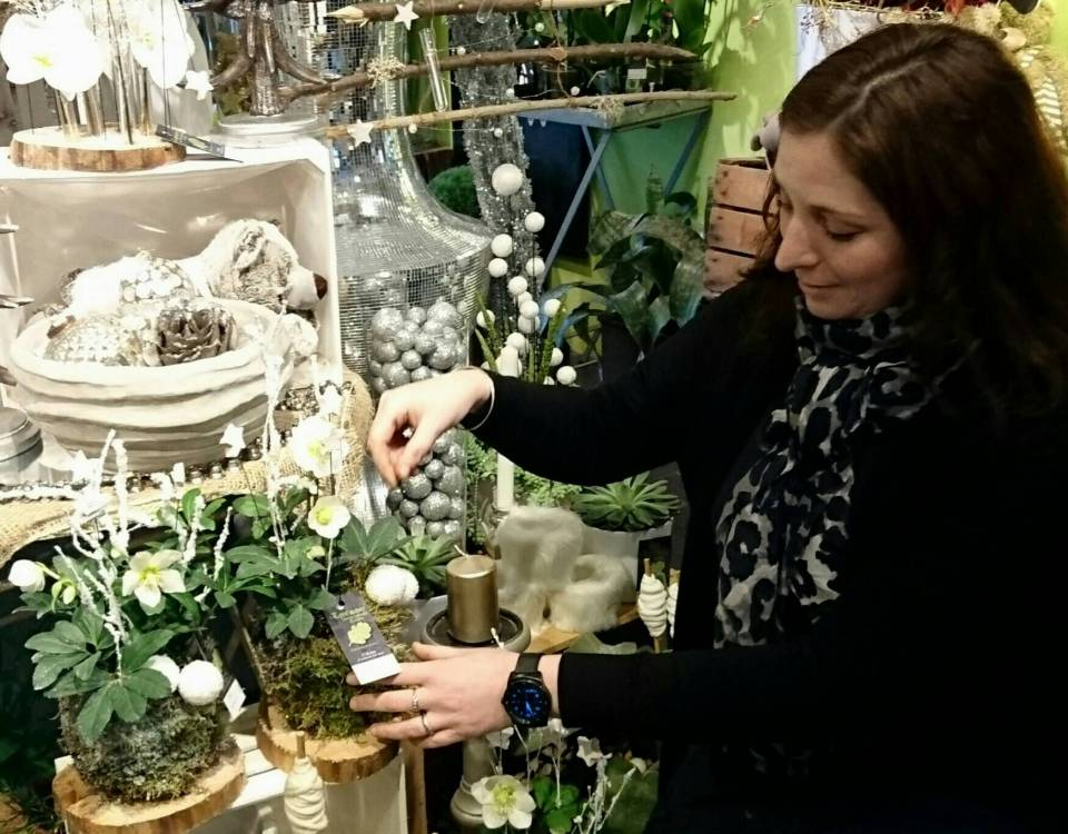 """Votre artisan fleuriste à Cavaillon (84300), Elodie pour """"Esprit Nature"""""""