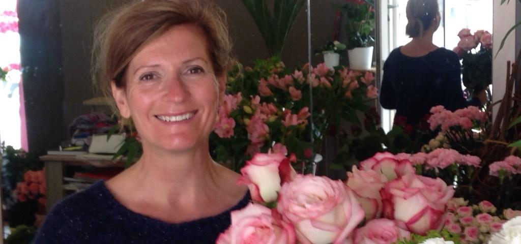 """Votre artisan fleuriste à Nantes (44300), Catherine pour """"Art Fleurs"""""""