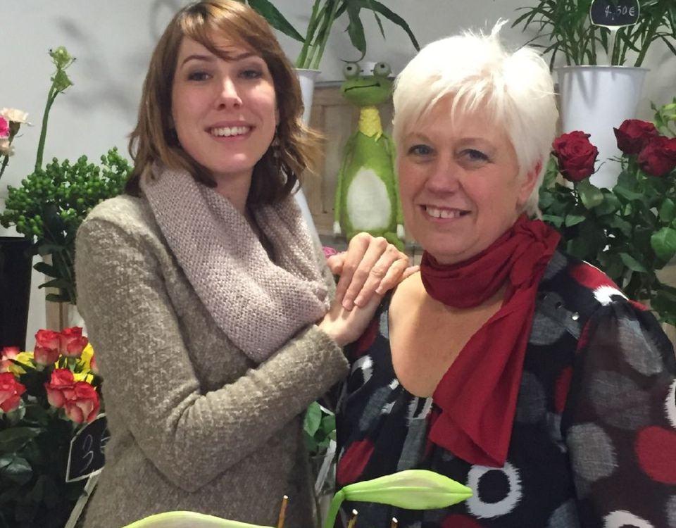 """Votre artisan fleuriste à Sanguinet (40460), Justine pour """"JUST'IN FLEURS"""""""