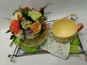Envoyer des fleurs à Gap avec votre artisan fleuriste Fol'Artmonie